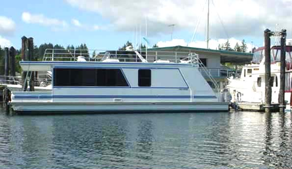 Pleaure Craft Houseboats In Gig Harbor Wa Picture Gallery
